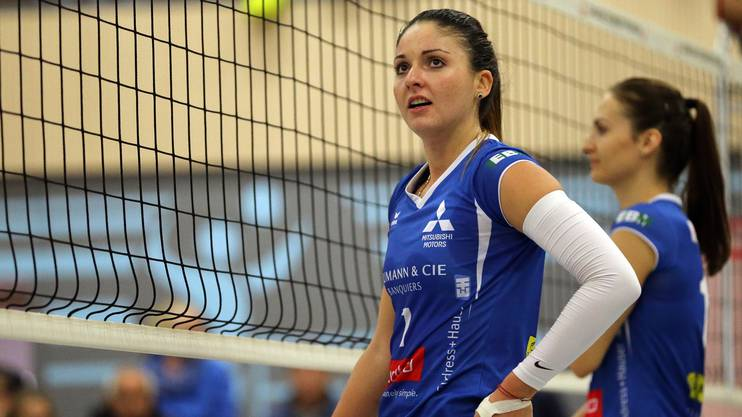 Ralitsa Vasileva beging zu viele unnötige Fehler.