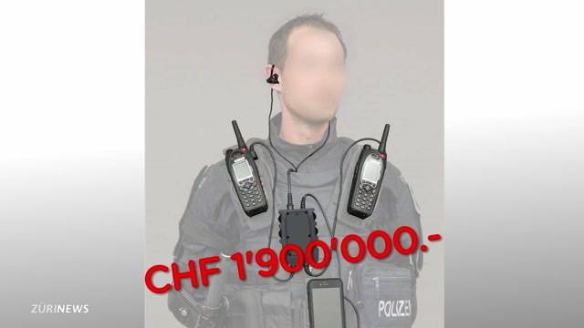 Kritik an Luxus-Ohrenstöpsel für Stadtpolizisten