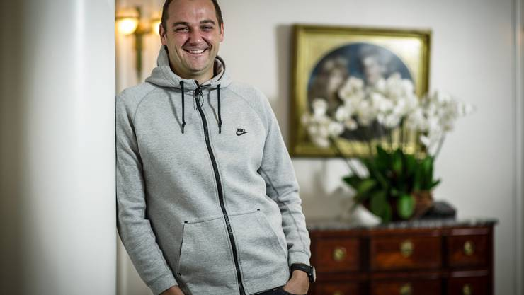 Mit dem Projekt in London kommt Daniel Humm seiner Heimat wieder näher.