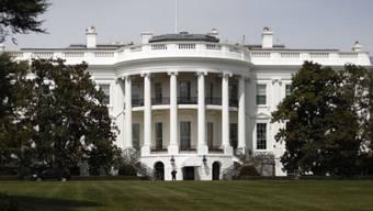 Das Weisse Haus in Washington (Archiv)