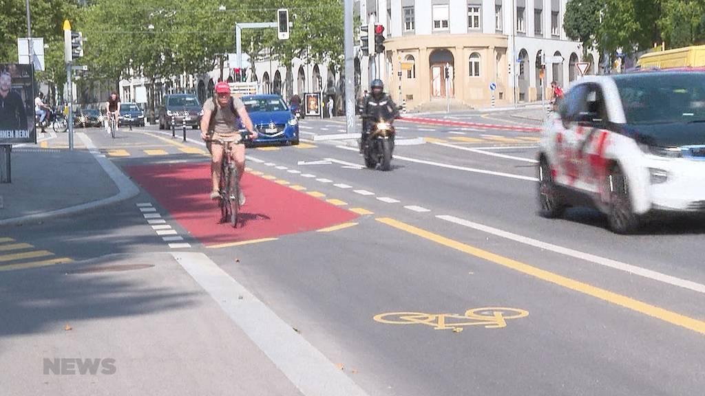 Kanton Bern nutzt den Corona-Velo-Boom: Innovative Velowege, mehr Abstellplätze und mehr Sicherheit