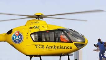 TCS/AAA-Helikopter (Archiv)