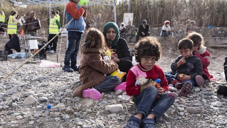 Türkei soll Flüchtlingskind deportiert haben (Archivbild).