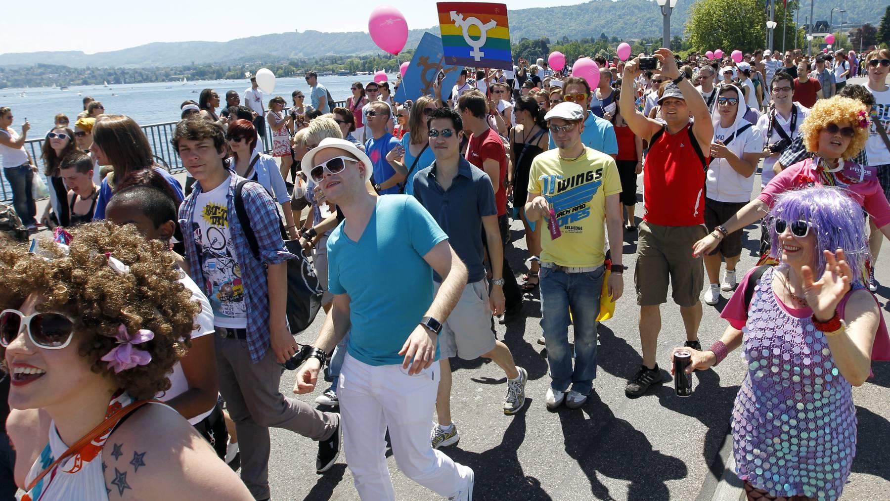 Pride Festival Zürich 2010