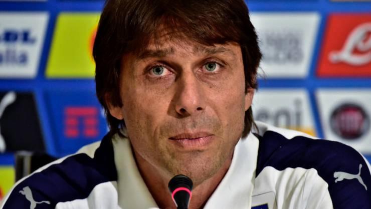 Antonio Conte gibt das erweiterte EM-Aufgebot Italiens bekannt