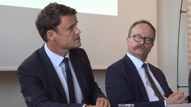 Philippe Müller blickt auf sein erstes halbes Amtsjahr zurück