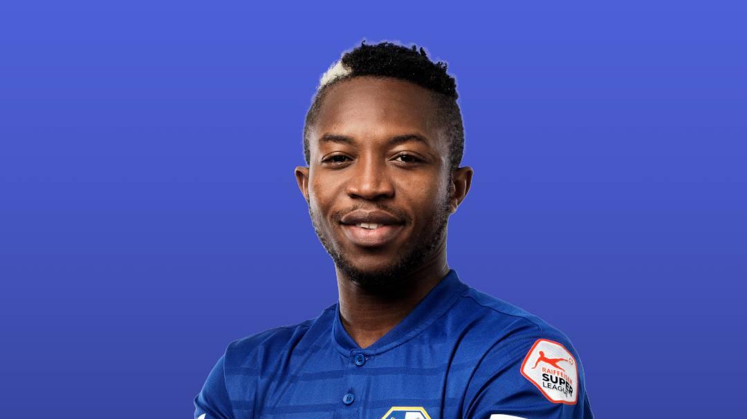 Samuel Alabi steht dem FC Luzern wegen eines Kreuzbandrisses mehrere Monate nicht zur Verfügung.