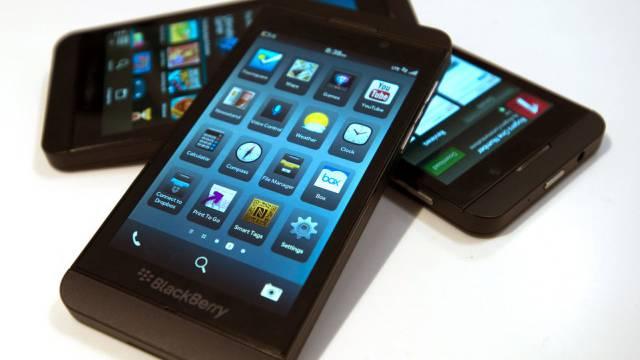 Blackberry schliesst einen Verkauf nicht aus