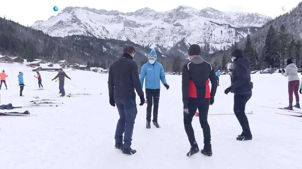 Die Schweiz erlebt einen regelrechten Langlauf-Boom