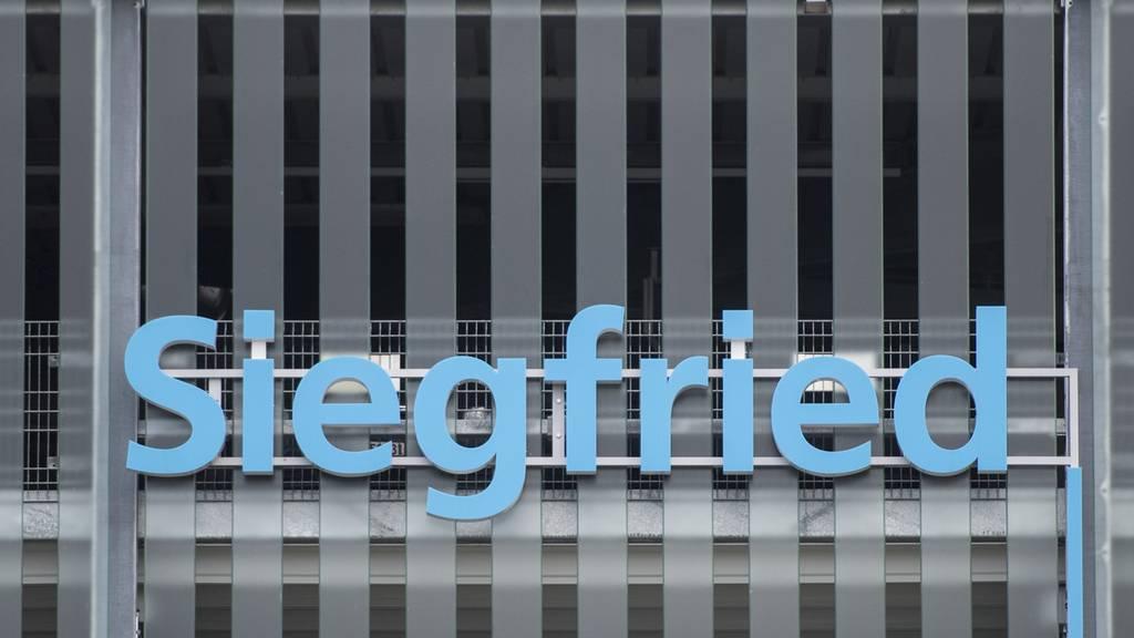 Siegfried fährt Produktion wieder hoch