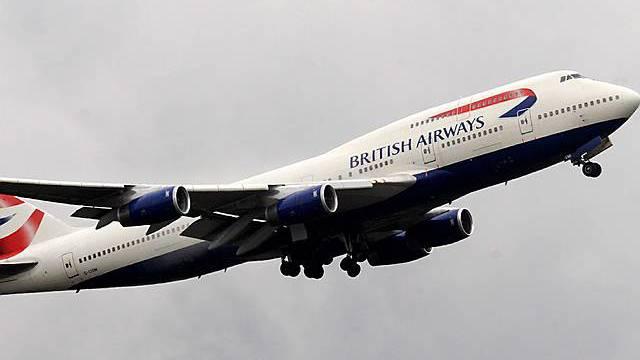 Brtish Airways verbucht Gewinn (Archiv)