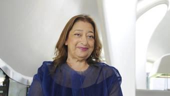 Weltberühmte Architektin Zaha Hadid ist gestorben