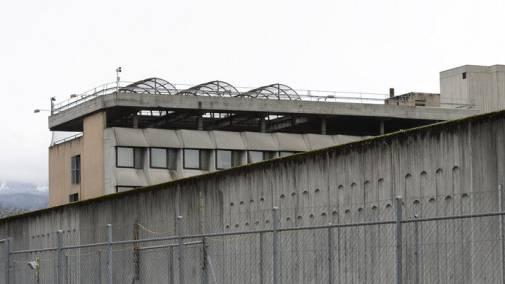 Blick auf das Gefängnis Champ-Dollon (Archiv)