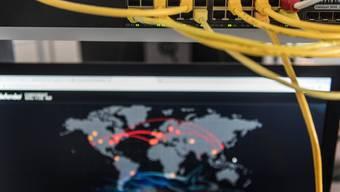 Wegen der Coronapandemie ist der Finanzsektor anfälliger auf Cyberangriffe. (Symbolbild)