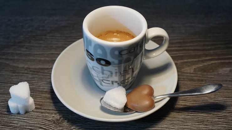 Guter Kaffee braucht heute gar keinen Zucker mehr.