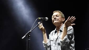 Der österreichische Sänger Wolfgang Ambros ist unter Ausschluss der Öffentlichkeit seine zweite Ehe eingegangen. (Archivbild)
