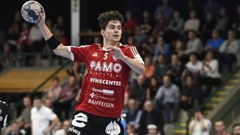 Handball, NLA: Timothy Reichmuth, HSC Suhr Aarau