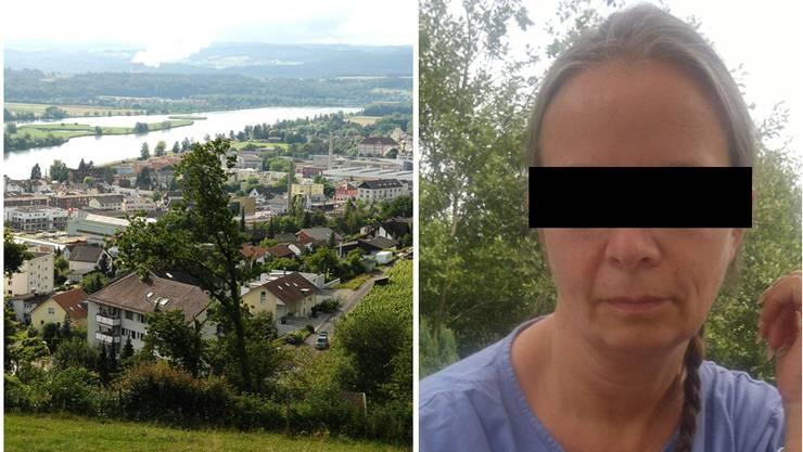 Die Polizei sucht nach der 51-jährigen Schweizerin. Sie soll versucht haben, ihren Lebenspartner zu töten.