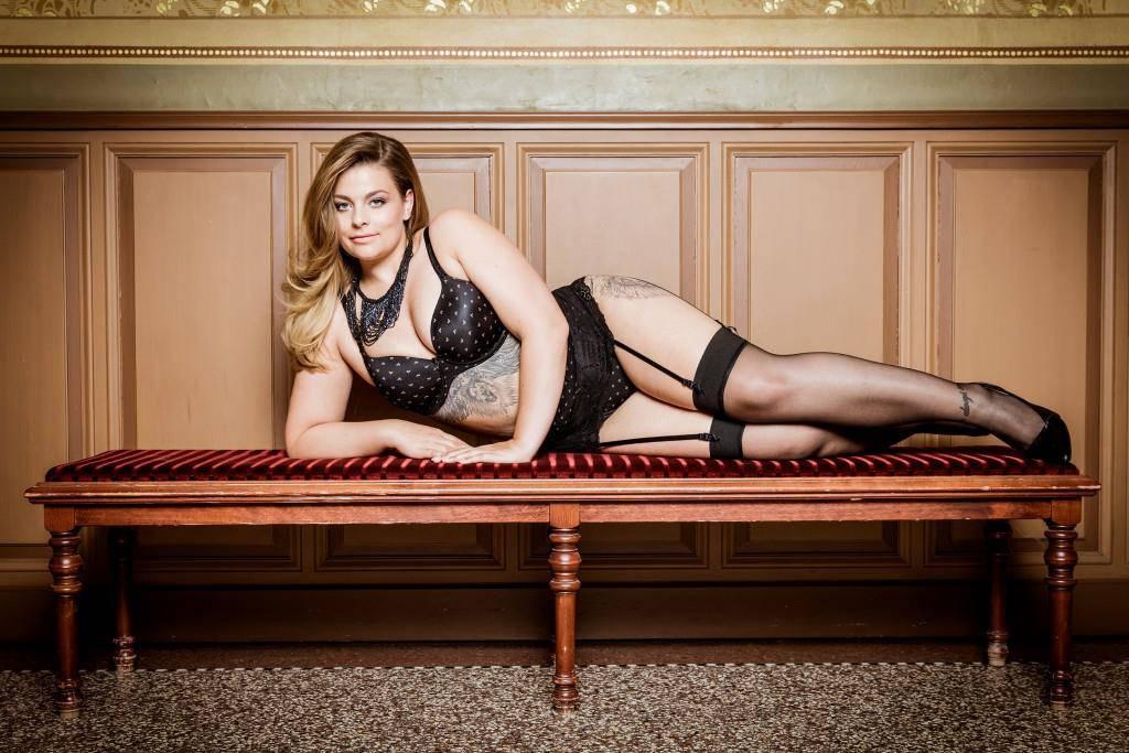 Curvy-Models (© RTL)