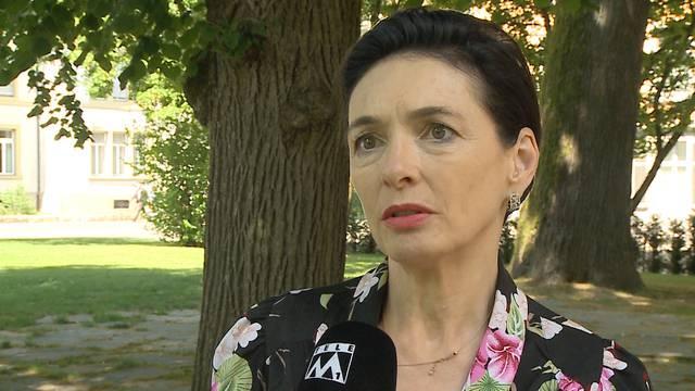 «Eine prägende Persönlichkeit»: Parteikollegin und CVP-Präsidentin Marianne Binder zum Tod von alt Regierungsrat Roland Brogli.