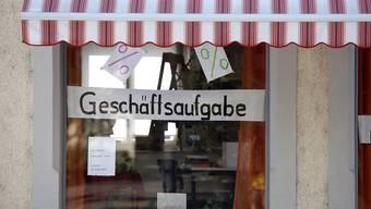 Die Zahl der Konkurse in der Schweiz hat in den letzten Monaten wieder zugenommen.