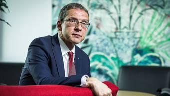 «Ich befürworte deshalb eine Gesetzesänderung, die für volljährige Personen zu einer Straffreiheit des Cannabis-Konsums führt», sagt Regierungsrat Urs Hofmann.