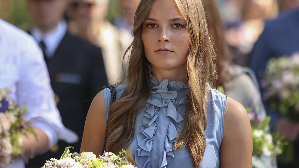 ARCHIV - Prinzessin Ingrid Alexandra von Norwegen. Foto: Beate Oma Dahle