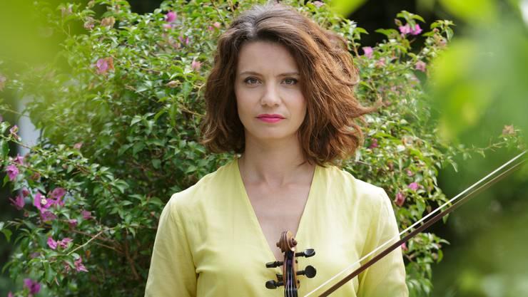 Deborah Marchetti spielt bereits zum zweiten Mal im Alten Botanischen Garten ein Konzert ihrer Reihe «Musik im Rausch».