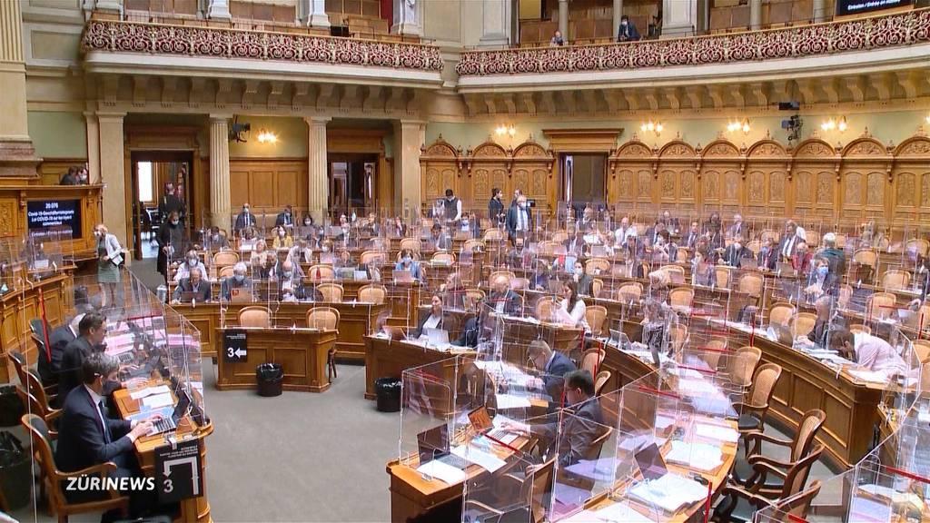Nationalrat stimmt Mieterlass für geplagte Betriebe knapp zu