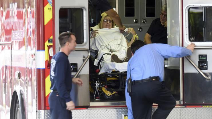 Ein bewaffneter Mann erschoss am Freitag in Florida mehrere Menschen.