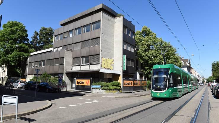 Hardstrasse 112-116, Basel