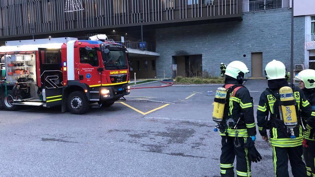 Ein Brand in einem technischen Lokal der Thermalbäder von Saillon im Wallis ist am Freitagmorgen glimpflich ausgegangen.