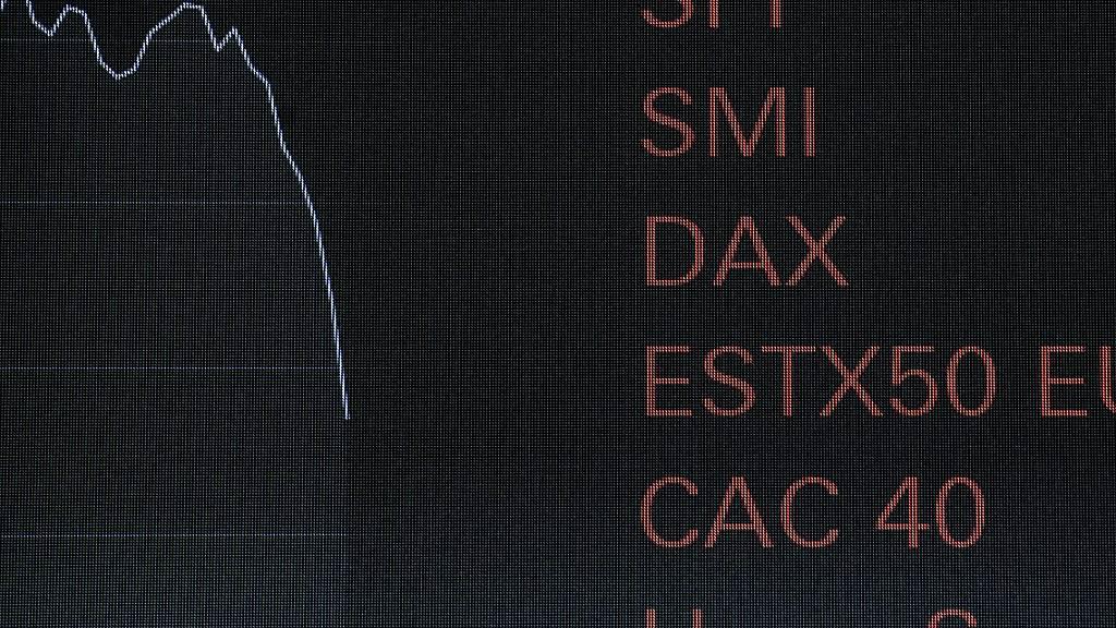 Konjunkturdaten verschreckten die Anleger weltweit. (Symbolbild)