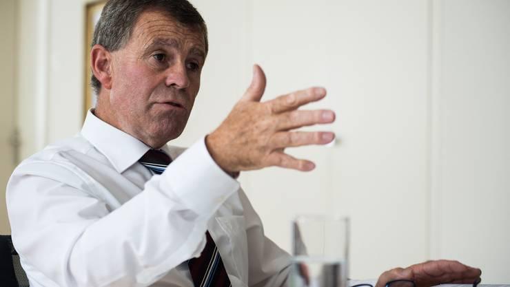 Der Vorsteher der Zürcher Volkswirtschaftsdirektion ist seit 2010 Mitglied des Regierungsrats.