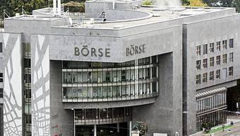 Schweizer Börse in Zürich (Archiv)