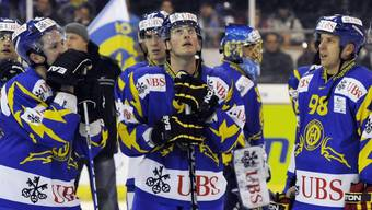 2010: Davos unterlag im Final Dynamo Minsk