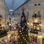Exklusives Warenhaus: Das Kaufhaus GUM in Moskau gibt es seit 125 Jahren. (Bild: 19.11.18)