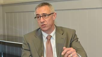 Gerichtspräsident René Ernst steht in der Kritik