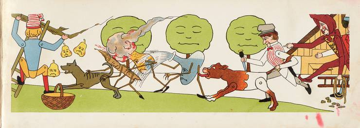 Lisa Wengers «Joggeli söll ga Birli schüttle» von 1908 ist heute noch bekannt, und umstritten.
