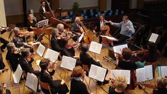Urs Joseph Flury ist seit 1971 der musikalische Leiter des Soloturner Kammerorchesters.