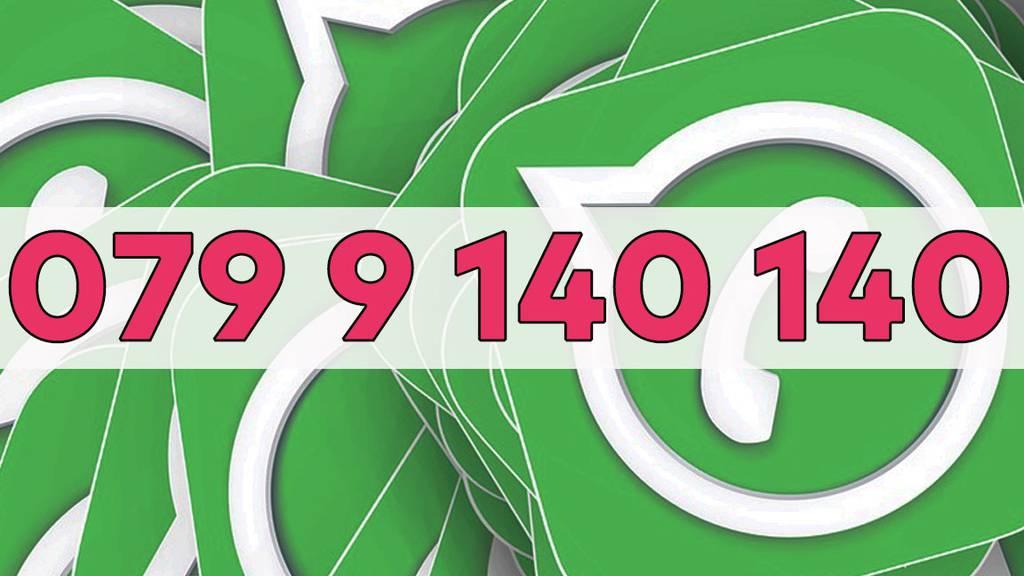 WhatsApp Nummer Argovia
