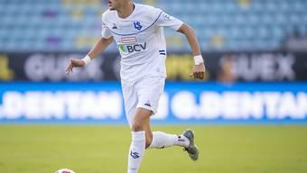 Aldin Turkes ist der Lausanner Serien-Torschütze