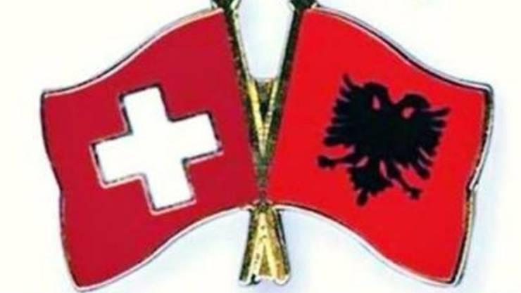 Schwippi - ein Schweizer Schippi (umgangssprachlich für Albaner)