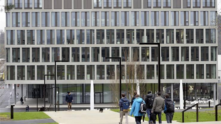 Die Fachhochschule wird dem Kanton Solothurn 37.2 Millionen Franken jährlich kosten. (Archiv)