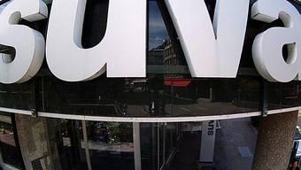 Vor Bundesgericht erfolgreich: Schweizerische Unfallversicherung Suva (Archiv)