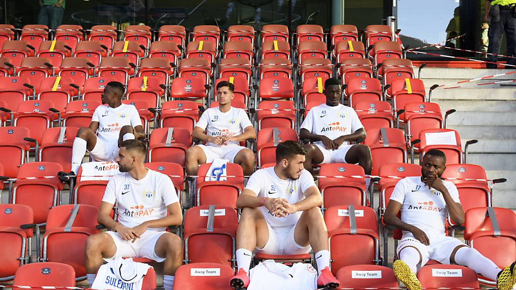 Neun Corona-Fälle beim FC Zürich – Xamax gibt Entwarnung