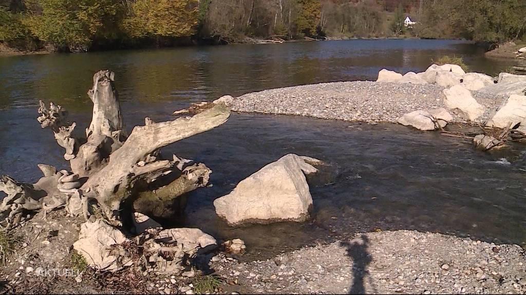 Grossratskommission sagt JA zum Hochwasserschutz im Suhrental