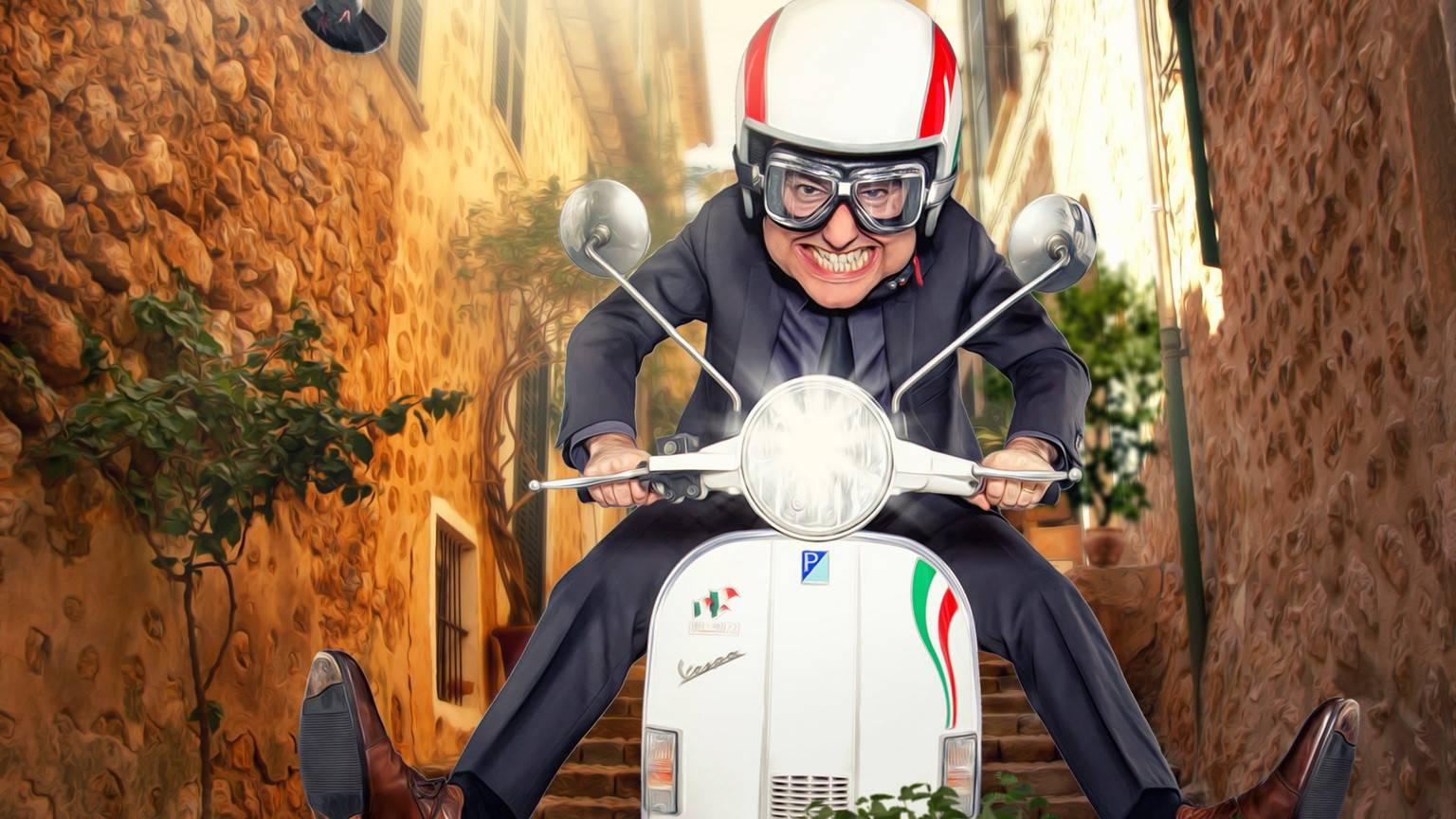 Comedy Night: Sergio Sardella mit dem Jahresrückblick