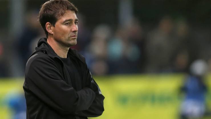 René Weiler verlässt nach drei Jahren den FC Aarau. Wohin es ihn zieht ist noch unklar.