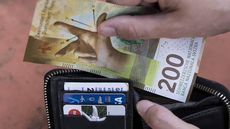 Im Portemonnaie zahlt sich die Treue zu einem Unternehmen nicht aus (Symboldbild).